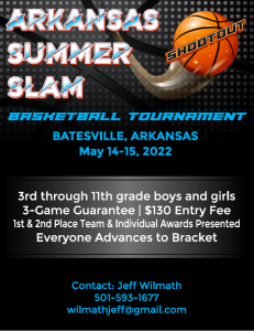 Arkansas Summer Slam @ Batesville Community Center | Kensett | Arkansas | United States